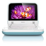 PHILIPS DVD Portable [PD7006B] - Blue